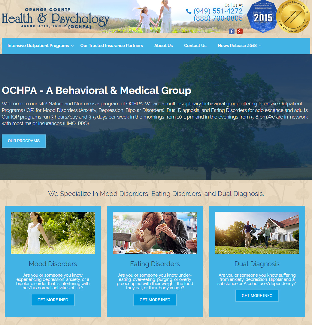 Orange County Health & Psychology Associates