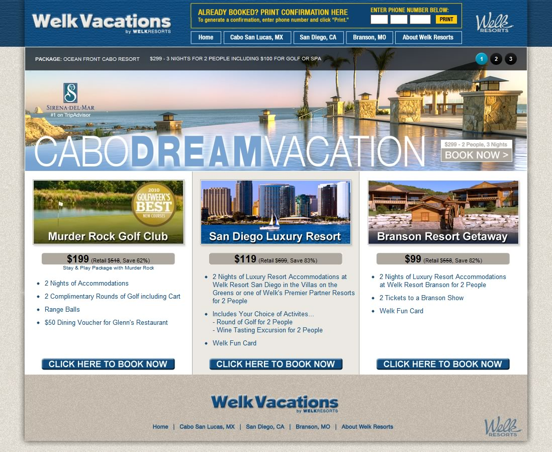 Welk Vacations